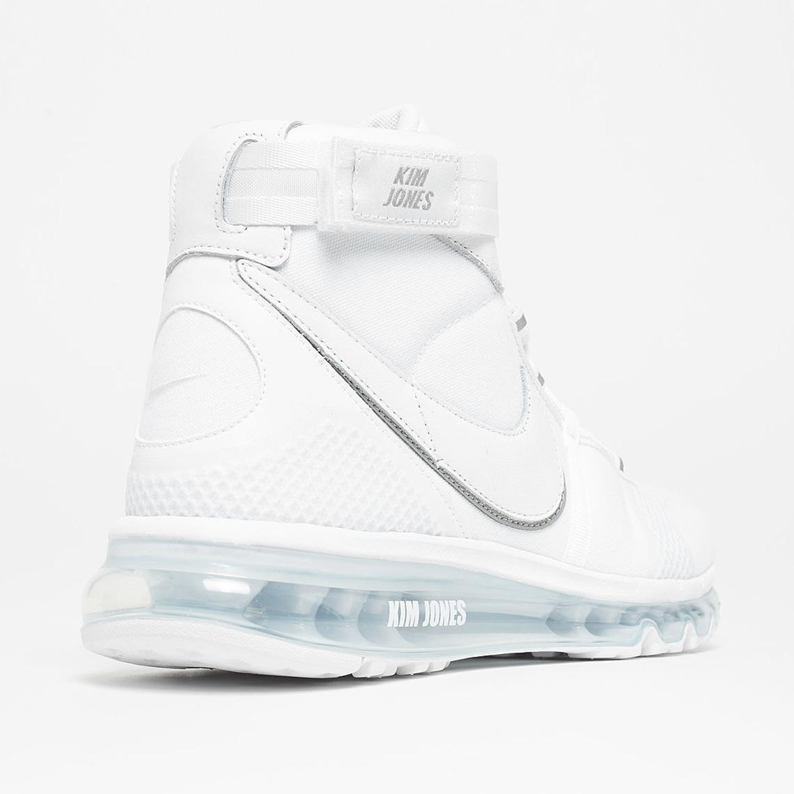 Kim Jones Nike Air Max 360 Hi Top Shoe Release Info