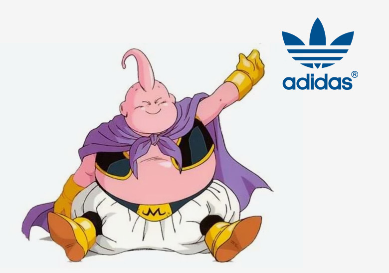 5f8c429b5bf Majin Buu x adidas Kamanda Dragon Ball Z