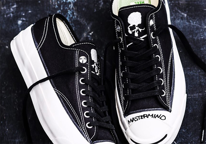 Mastermind Japan x Converse Jack Purcell Release Date