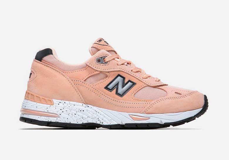 Naked x New Balance 991 \