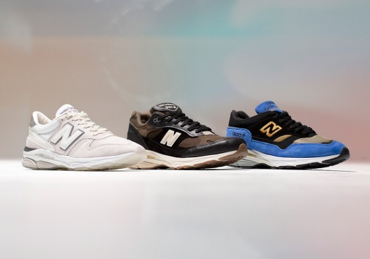 New Balance Pairs Caviar And Vodka In Upcoming Collection