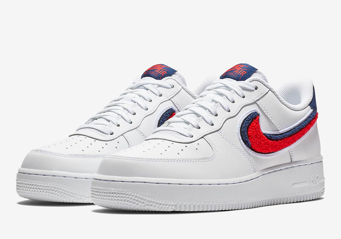 detailed look 072c4 664b3 Nike Air Force 1 Low Style Code 823511-106