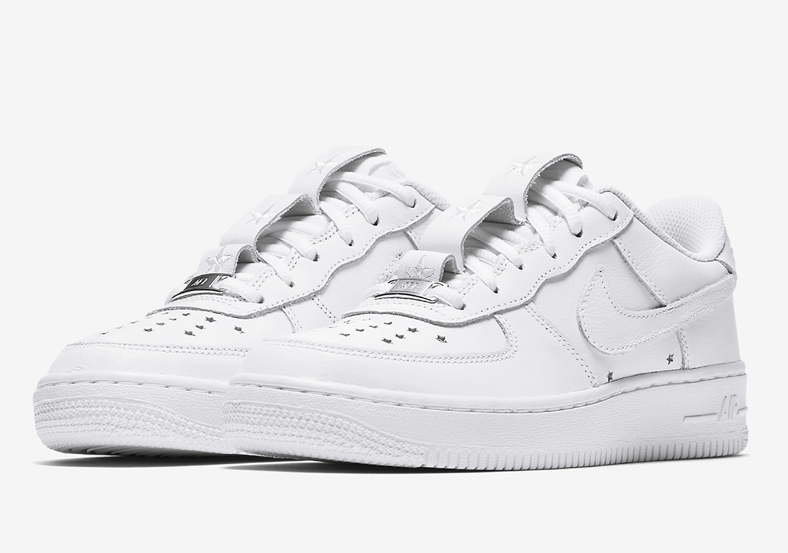 """Nike Air Force 1 Low QS """"Independence Day"""" Pack Revisits"""