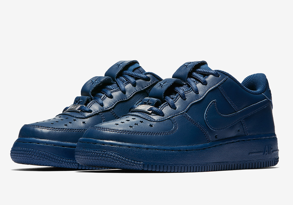 "new style 46896 c3250 Nike Air Force 1 Low QS ""Independence Day"" Pack Revisits ..."