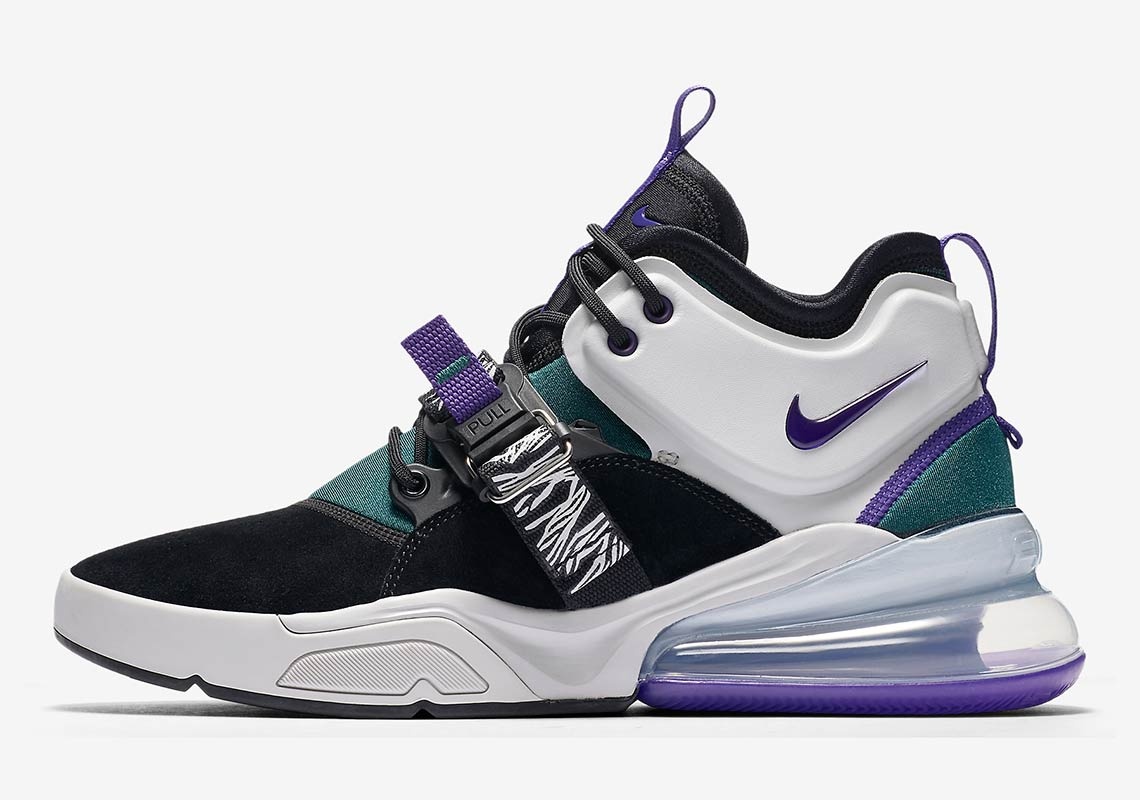 Look Nike Air 270 Force Carnivore First QCrdxBoeW