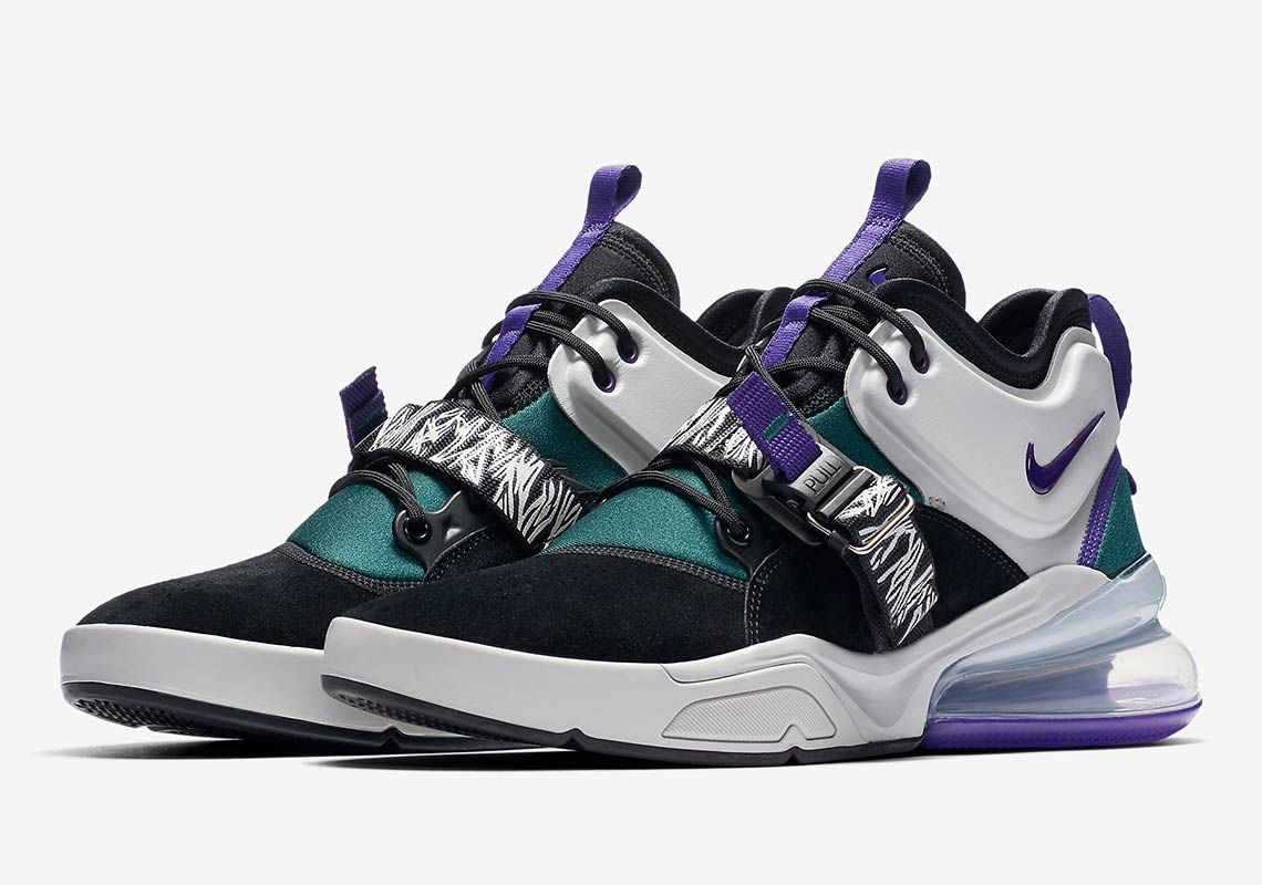 The Nike Air Carnivore Appears On The Air Force 270
