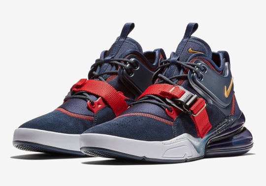 The Nike Air Force 270 Pays Homage To The 1992 Dream Team
