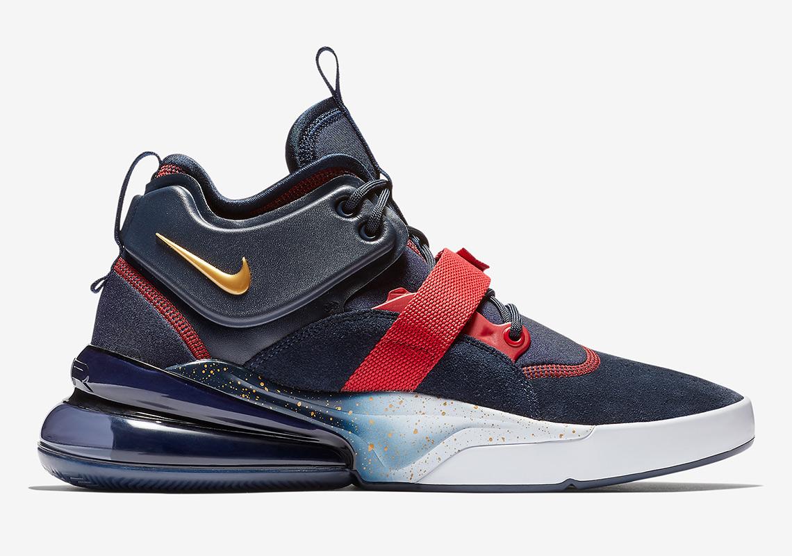 3ad1f20e937 Nike Air Force 270