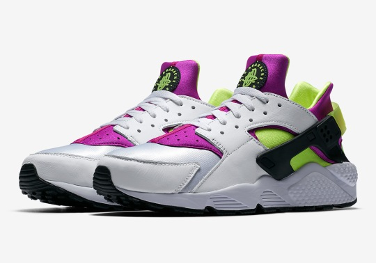 "The Nike Air Huarache ""Magenta"" Is Returning Soon"