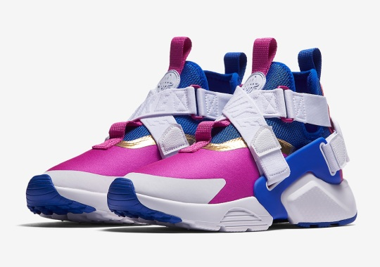 Nike Blends In OG Color Vibes With The Air Huarache City
