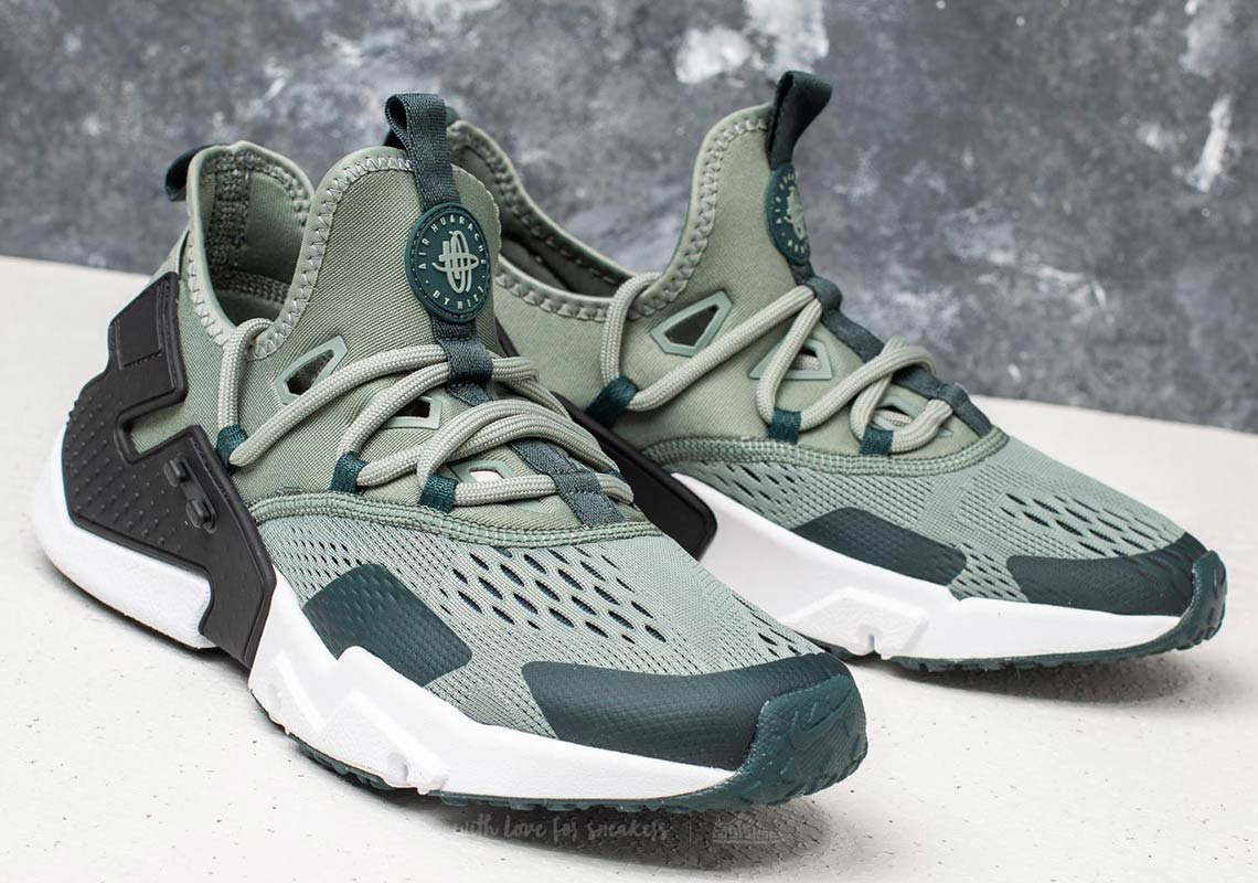 34bab98ff822 Air Huarache Drift Breathe Available Now