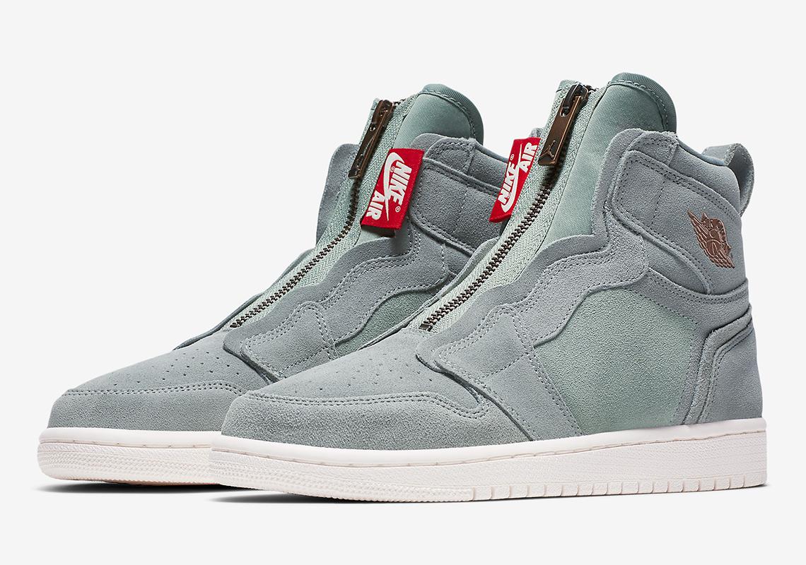 Air Jordan 1 Retro High Zip \