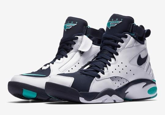 The Nike Air Maestro II LTD Is Coming In Jade Blue