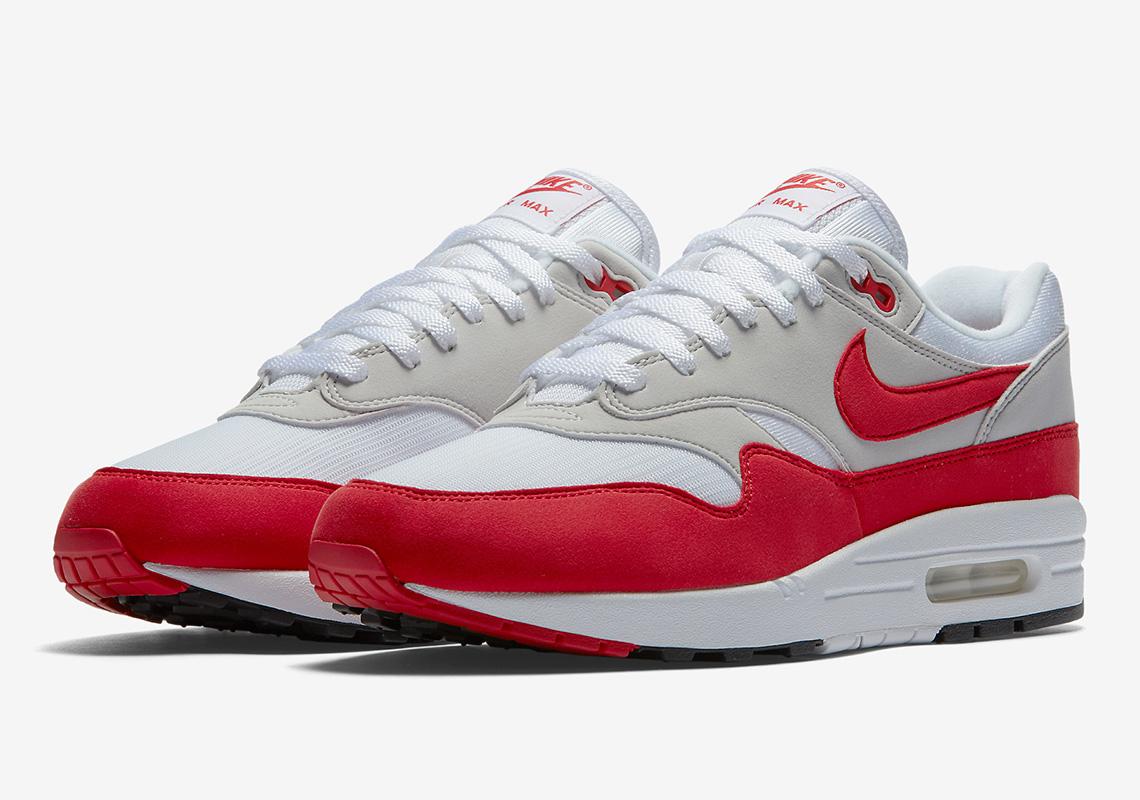 Nike Air Max 1 Anniversary Restock Info 908375 103