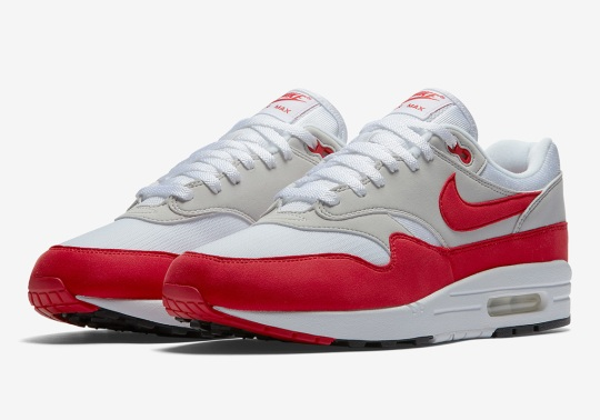The Nike Air Max 1 Anniversary Is Restocking On June 1st