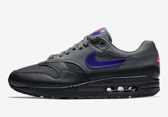 Another Nike Air Max 1 With Ripstop Nylon Uppers Is Here