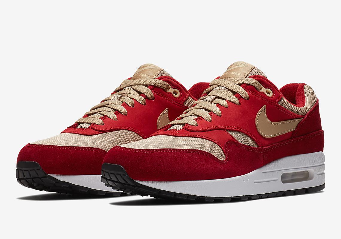 0b07d0ba6256 ... Nike Air Max 1. Release Date May 12