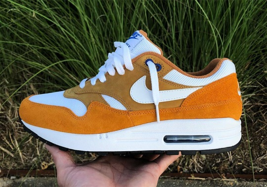 footwear large discount online here Nike Air Max 1 Curry - SneakerNews.com