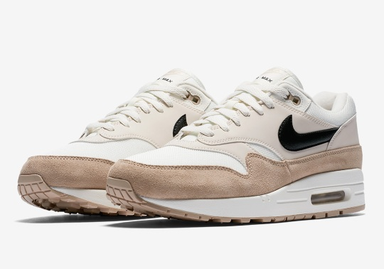 "Nike Air Max 1 ""Desert Sand"" Is Available Now"