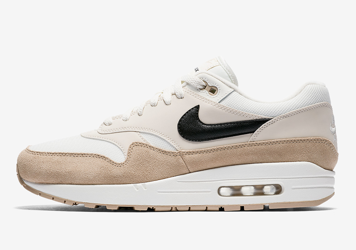 Productos lácteos proporción famélico  Nike Air Max 1 Desert Sand AH8145-200 Buy Now | SneakerNews.com
