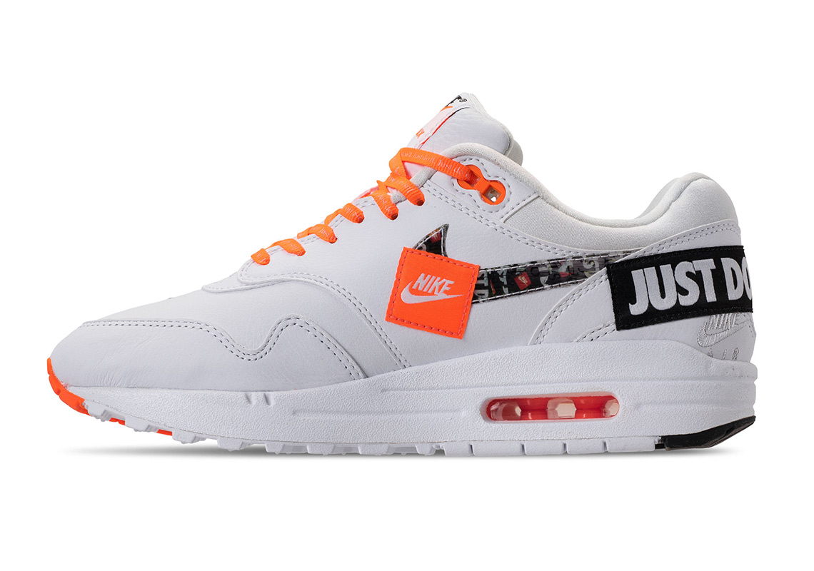 "Nike's Air Max 1 ""Just Do It"" Pack Releases On June 28th"