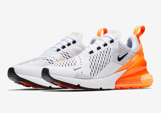 Yet Another Nike Air Max 270 For Women Appears