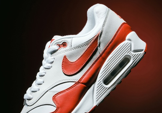 The Nike Air Max 90/1 Releases Tomorrow In Asia