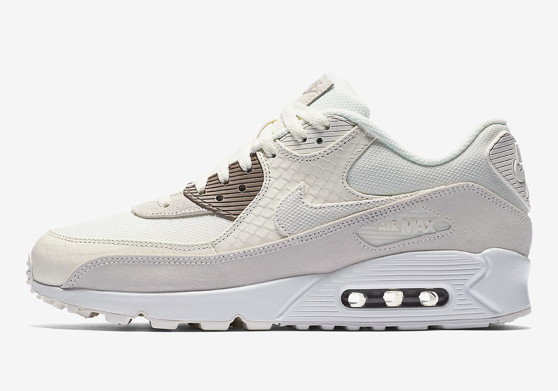 The Nike Air Max 90 Premium Offers Two Snakeskin Colorways e6ae5aa0e