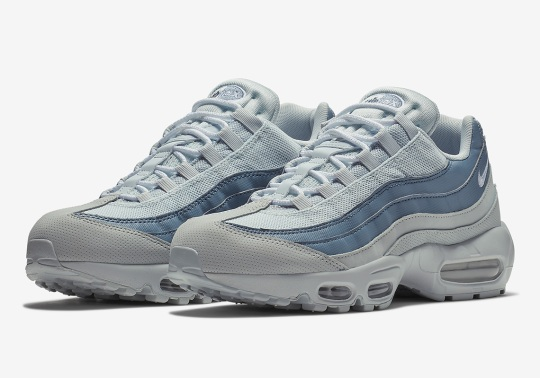 Nike Air Max 95 With Blue Shades Coming Soon