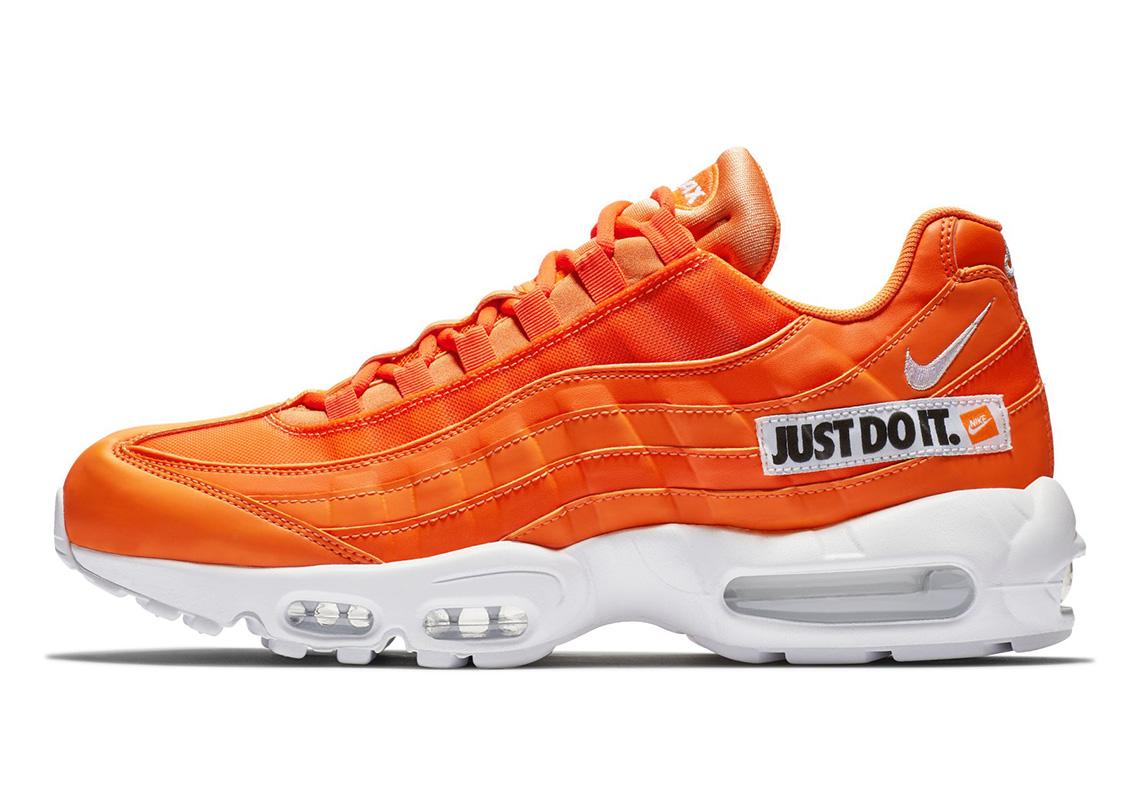 Orange Jordan Shoes