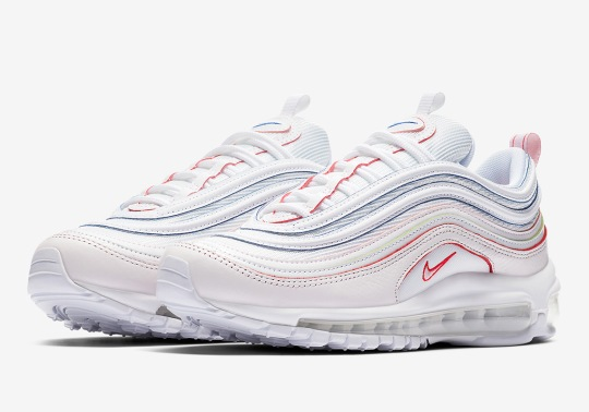 This Rainbow-Touched Nike Air Max 97 SE Drops On May 17th