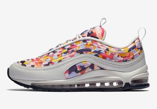 Nike Throws More Confetti-Like Prints On Air Max Models