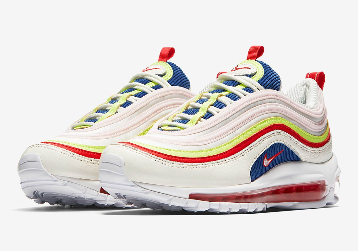 Where To Buy: Nike Air Max 97 Corduroy AQ4137 101