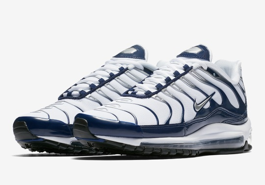 Nike Air Max 97 Plus In Navy Is Coming Soon