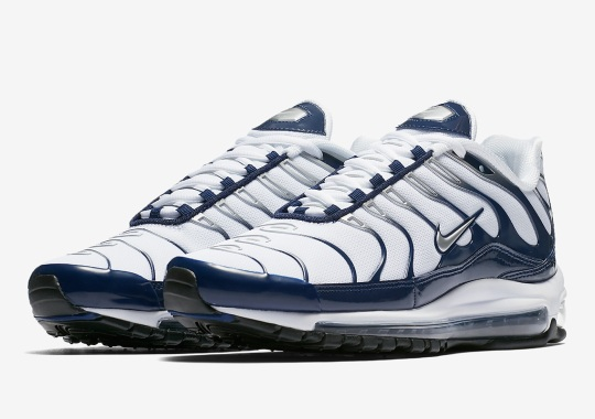 new product fcf19 e2778 Nike Air Max 97 Plus In Navy Is Coming Soon