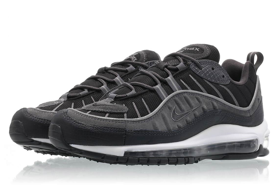 """huge discount 0fe85 242cd Nike Air Max 98 SE """"Anthracite"""""""