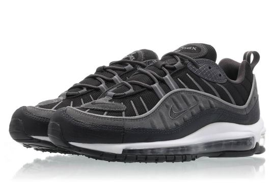 "Nike Air Max 98 SE ""Anthracite"""