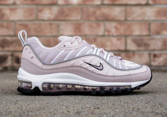 """Where To Buy: Nike Air Max 98 """"Barely Rose"""""""