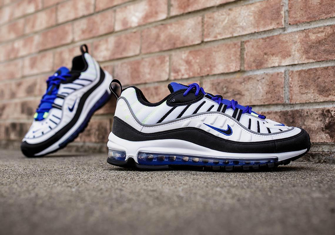 Nike Air Max 98 Sprite