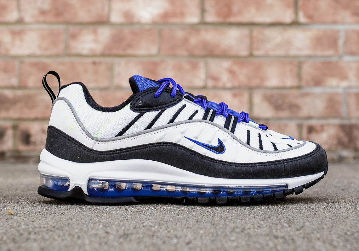 Where To Buy: Nike Air Max 98 Sprite 640744-103 ...