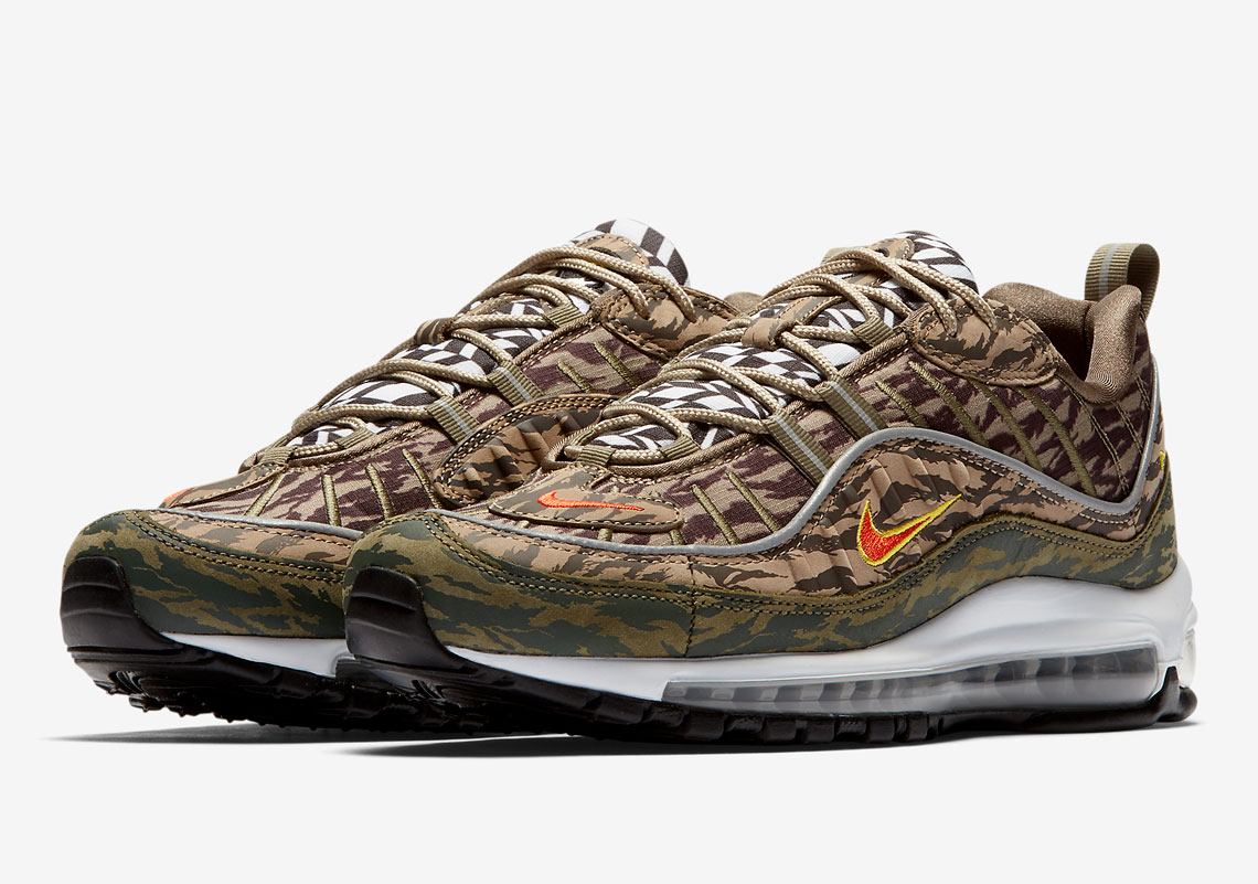 Nike Air Max 97 Country Camo Pack Release Info |