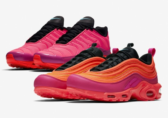 Nike's Air Max 97/Plus And Plus/97 Silhouettes Are Coming To Nike SNKRS