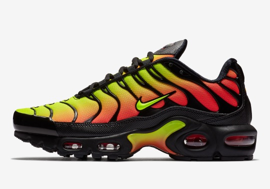 A Familiar Colorway Returns To The Nike Air Max Plus