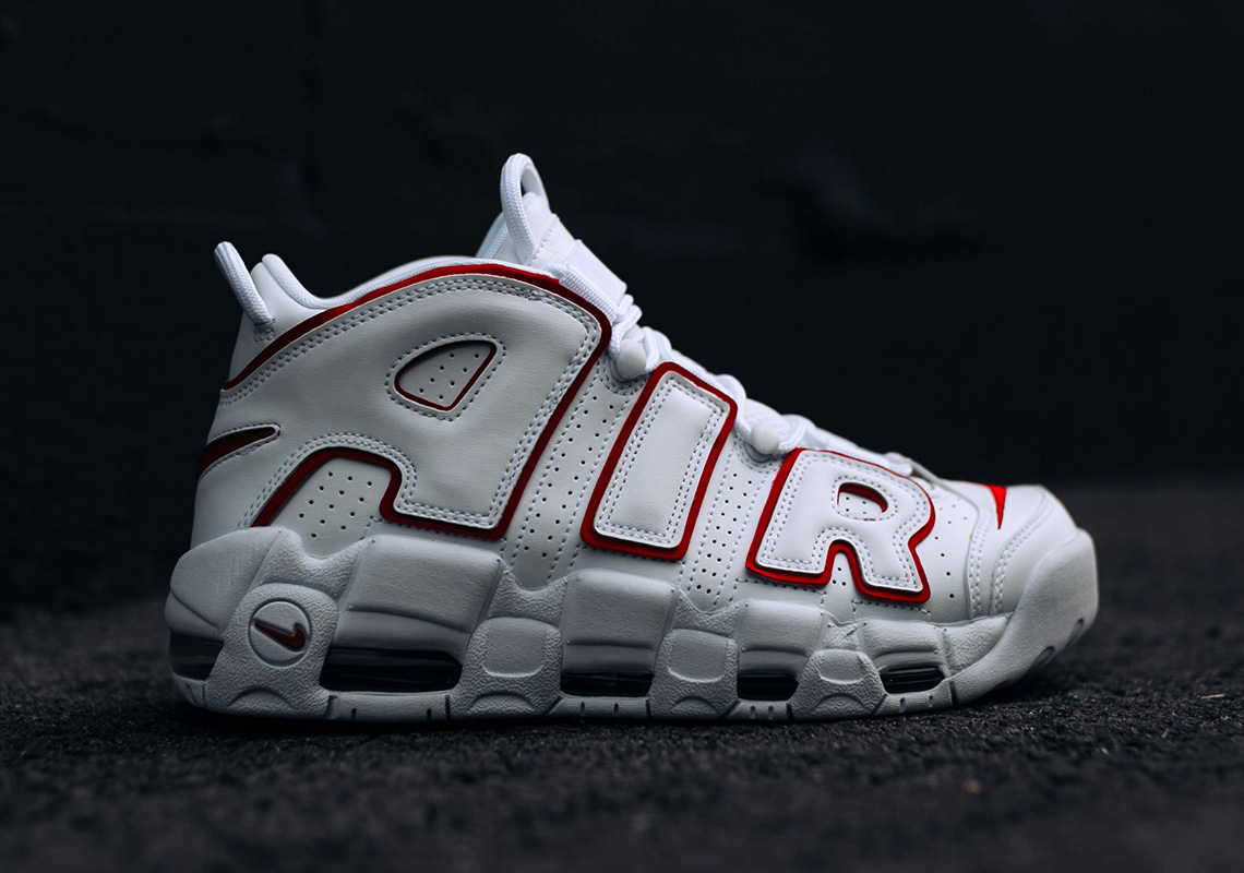 promo code c9935 c1d85 The Nike Air More Uptempo Is Returning In More Classic Bulls Colors