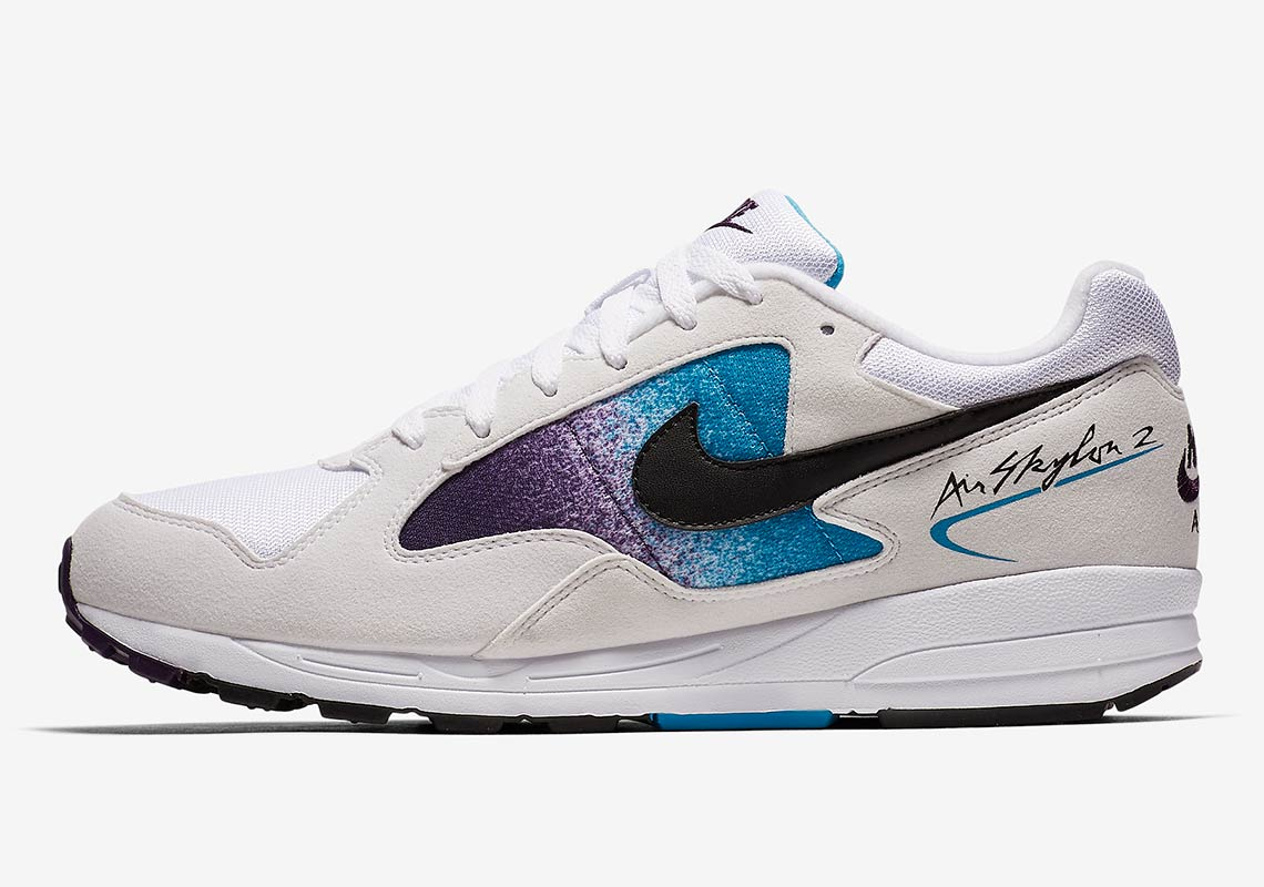 "53e265159cfd Nike Air Skylon 2 ""Clear Emerald"" Release Date  June 2"