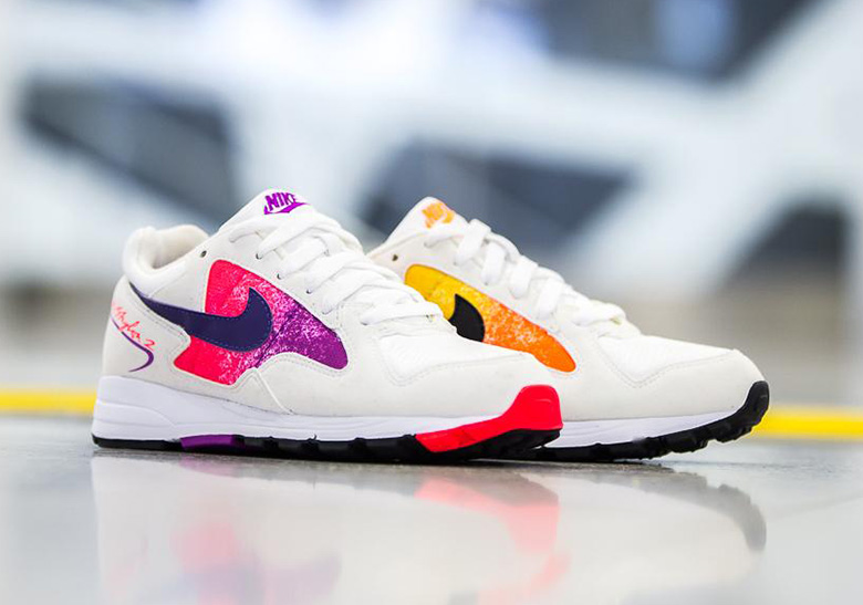 low priced 5d8f1 9cb7c Nike Air Skylon 2 Release Dates   SneakerNews.com