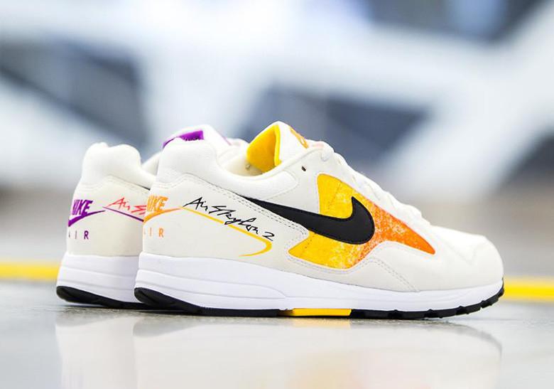 """e3ad0ff63e4 Nike Air Skylon 2 """"Amarillo"""" Release Date  June 2"""