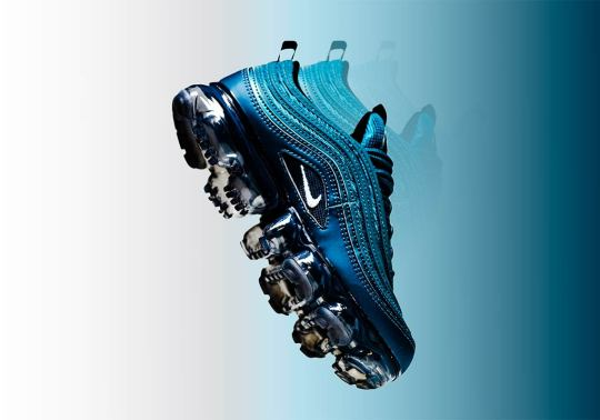 "Nike Vapormax 97 ""Dark Sea"" Is Available Now"