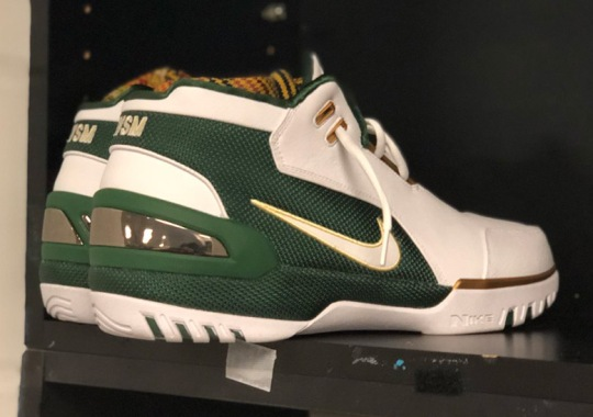 "Nike Air Zoom Generation ""SVSM"" Releasing On May 26th"