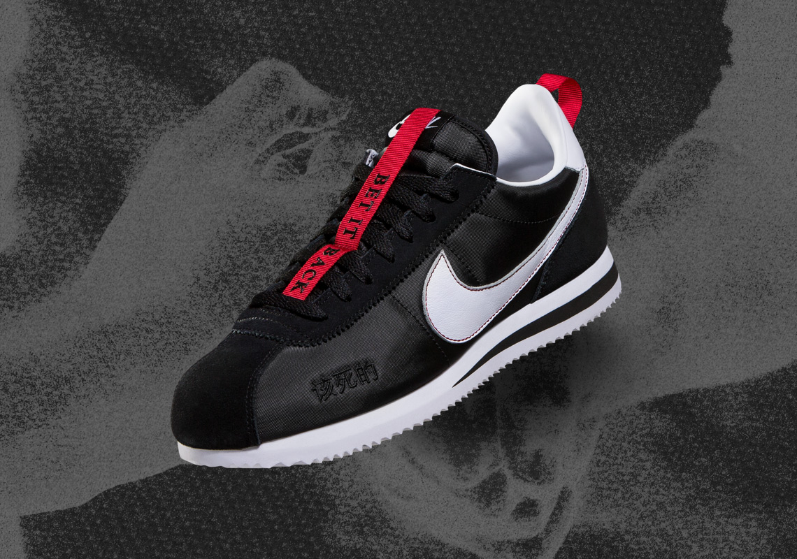 more photos cbdb8 58133 Where To Buy The Kendrick Lamar x Nike Cortez Kenny III And Apparel